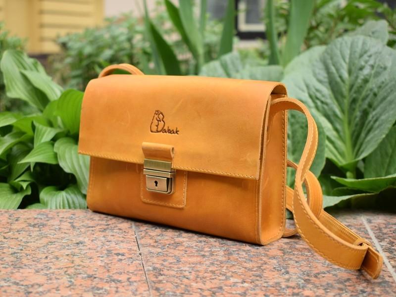 f7bead4575bf Цена на кожаную сумку Nika Camel| Купить кожаную сумку — Babak